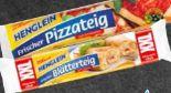 Frischer Pizzateig von Henglein