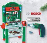 Spielzeug Werkbank von Bosch