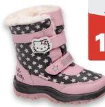 KInder Schneeboots von Hello Kitty