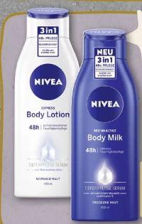 Bodymilk von Nivea