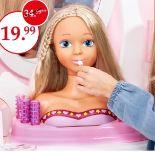 Schmink- & Frisierkopf von Bayer Puppen