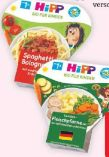 Kinder Bio Menüs von HiPP