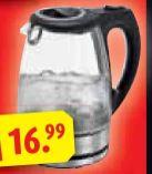 Glas-Wasserkocher WKS 6032 G CB von Bomann