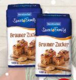 Brauner Zucker von Sweet Family