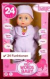 Sprechpuppe von Bayer Puppen