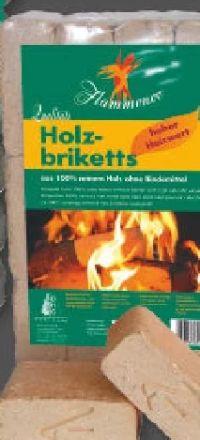 Nadelholzbriketts von Flammenco