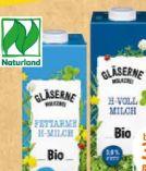 Bio-H-Milch von Gläserne Molkerei