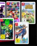 Switch Software von Nintendo