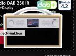 Internet-Radio DAB 250 IR von XORO