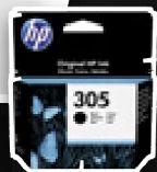 Druckerpatrone 305 von Hewlett Packard (HP)