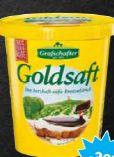 Original  Goldsaft von Grafschafter