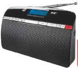 Portables DAB+/ UKW-Radio DAB14 von Dual