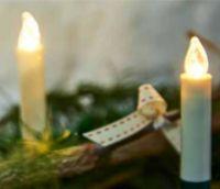 Christbaumkerzen Lumix Superlight Mini von Krinner