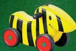 Rutscher Tigerente von Ferbedo
