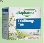 Tee von Altapharma