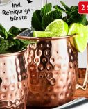 Becher-Set Moscow Mule 2tlg.