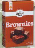 Bio-Brownies von Bauckhof