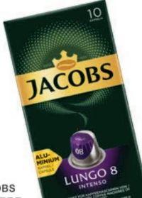 Kaffeekapseln Lungo von Jacobs