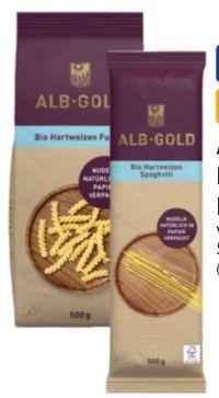 Nudeln Bio Hartweizen von Alb-Gold