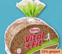 Vital + Fit von Harry Brot