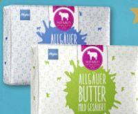 Allgäuer Butter von Hof-Milch
