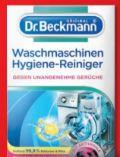 Waschmaschinen Hygiene-Reiniger von Dr. Beckmann