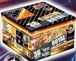 Premium-Effekt-Bombetten-Batterie Casino Royal von Weco Feuerwerk
