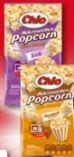 Mikrowellen Popcorn von Chio