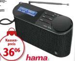 Digitalradio DR7 von Hama