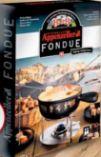 Fondue von Appenzeller Switzerland