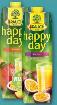 Happy Day Säfte von Rauch