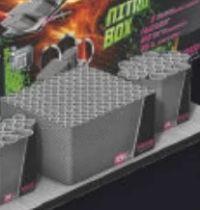 CBP-Serie Nitro-Box von Weco Feuerwerk