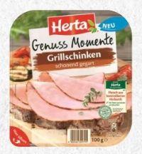 Genuss Momente Grillschinken von Herta