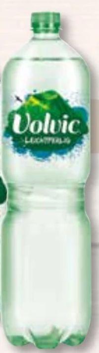 Natürliches Mineralwasser von Volvic