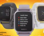 GPS-Smartwatch Venu SQ Music von Garmin