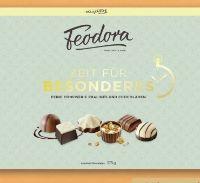 Zeit für Besonderes Pralinen von Feodora