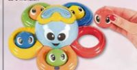 Badespielzeug Billy der Oktopus von Chicco