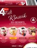 4-Falt-Eis-Desserts von Mucci