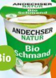 Bio-Schmand von Andechser Natur