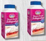 Unsere frische Schlagsahne von Sachsenmilch