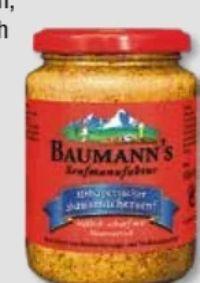 Süßer Senf von Baumann's