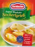 Original Nockerlgrieß von Bernbacher