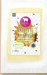 Allgäuer Raclette-Scheiben von Hof-Milch