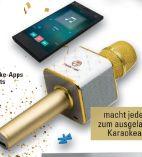 Karaoke Bluetooth-Mikrofon BT-X31 von MusicMan