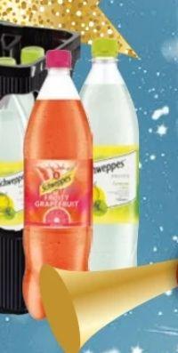 Limonade von Schweppes