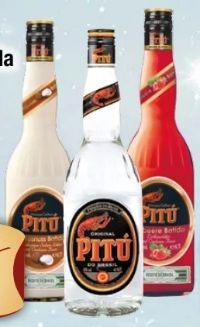 Cachaça von Pitú