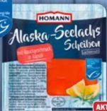 Alaska-Seelachs-Scheiben von Homann