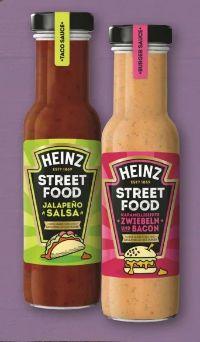 Streetfood Sauce von Heinz