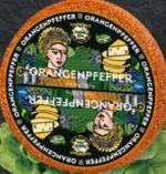 Orangenpfeffer Schnittkäse von Baldauf Käse