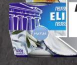 Joghurt nach griechischer Art Natur von Elinas